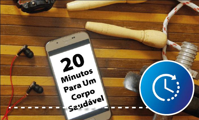 Pilar #3: 20 minutos para seus músculos