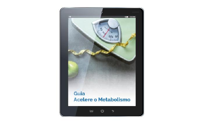 Bônus #2 - Guia Acelere Seu Metabolismo