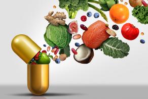 Pilar #2 - Nutrientes melhores que remédios
