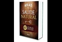 Bônus #1: livro físico O Atlas da Saúde Natural