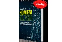 Bônus #1 - O livro físico Manual do Homem Alpha