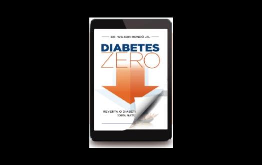"Bônus #1: Livro Digital ""Diabetes Zero"""